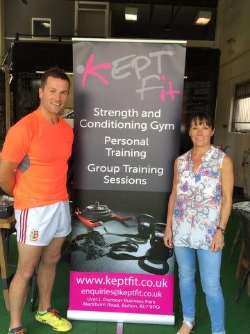 KEPT Fit Gym opens 14th September 2015
