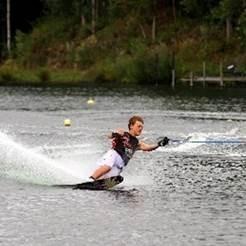 KEPT Fit Gym Member – Arron Davies GB Water Skier