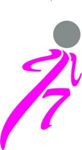 Stickman illustration27 runner
