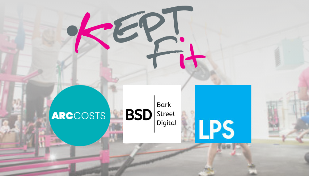 Marketing Agency in Bolton Sponsor KeptFit Free Gym Sessions